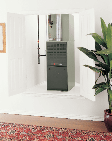 Trane - XC80 2-Stage Variable Communicating Gas Furnace