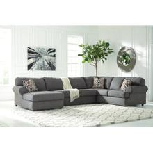 Jayceon Sectional LAF Gray