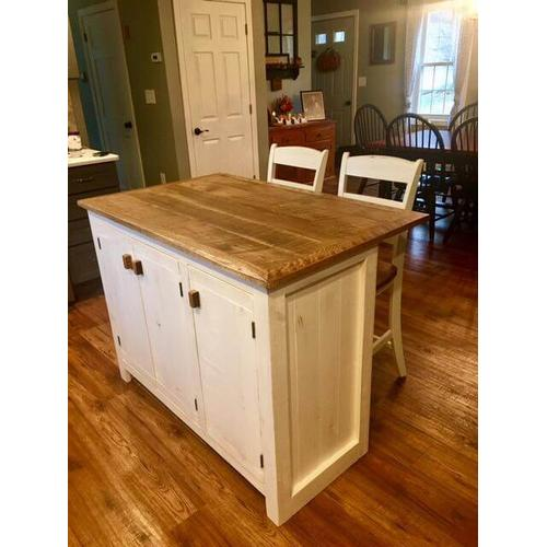 Product Image - Locally Made Kitchen Island