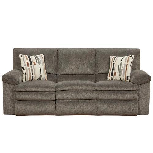 Tosh Reclining Sofa - Pewter