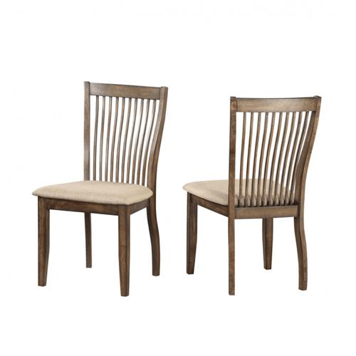 Winners Only - Slatback Upholstered Side Chair