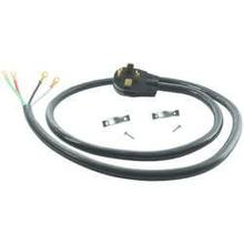 4 Prong 50amp Induction Range Cord