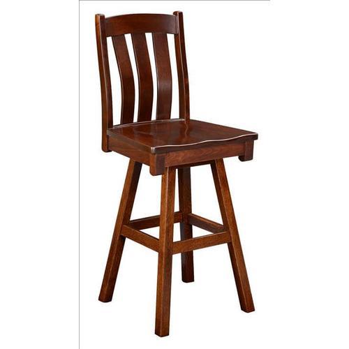 Amish Furniture - Raleigh Stool