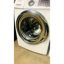 USED-  4.2 cu. ft. Front Load Washer- FLWAS27W-U  SERIAL #129