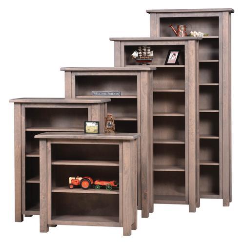 Barn Floor Bookcases