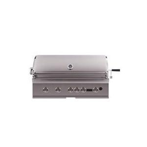 "CSL42NG Coyote 42"" Grill with backlit LED knobs"