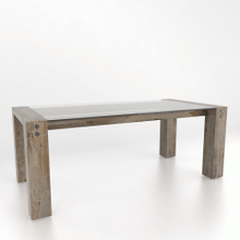 Loft Rectangular Dining Table - Multiple Sizes Available
