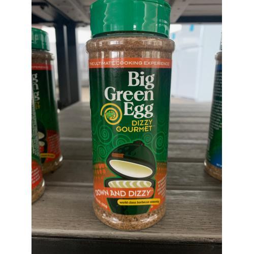Big Green Egg Seasoning