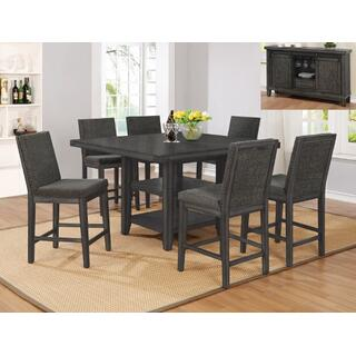 Product Image - Matheny Counter Height 5-piece Dining Set