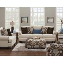 AWL2820  Sofa, Loveseat, AWL2822 Chair 1/2 and AWL622 Chair - Anna White Linen