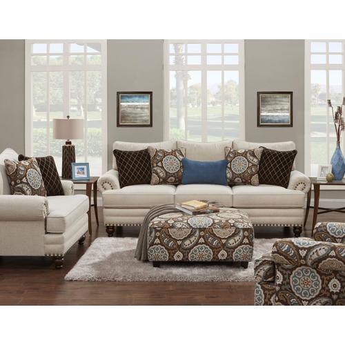 AWL2820  Sofa, Loveseat, AWL2822 Chair 1/2 and AWL622 Chair - Anna White Linen