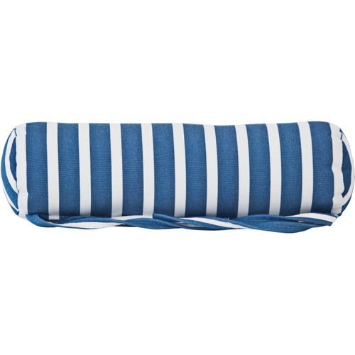 Neck Pillow in Shore Regatta