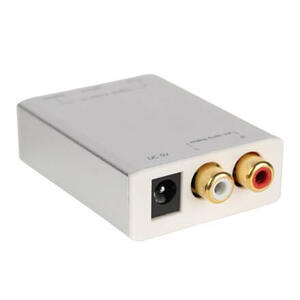 Element - Digital to Analog Audio Converter
