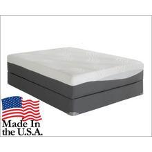 Queen size gel mattress