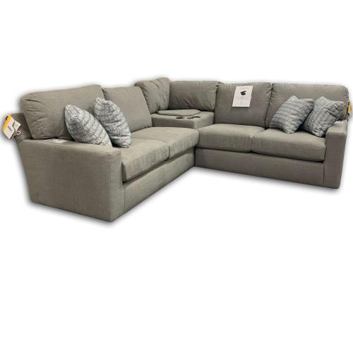 Dovely Sectional w/ Wireless Charging