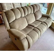 Huron Fabric Power Reclining Sofa-Floor Sample-**DISCONTINUED**