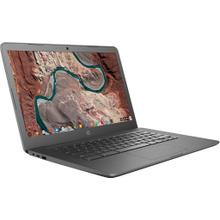 """See Details - HP 14"""" Chromebook in Gray"""