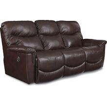 James Reclining Sofa - Renew Sustainable Covering