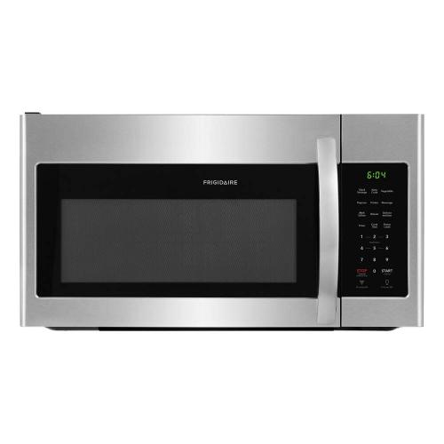 30 in. 1.7 cu. ft. Over the Range Microwave in Stainless Steel