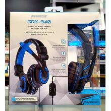 Advanced Wired Gaming Headset for PS4