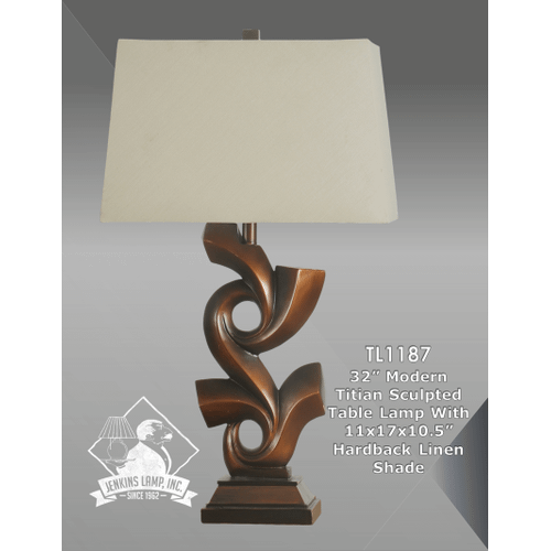 Gallery - Titian Table Lamp