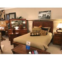 Solid Wood Bedroom Set