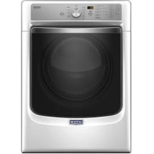 MOD # MED8200FW-DS2 S/N 0459 DISCONTINUED Large Capacity Electric Dryer with Refresh Cycle with Steam and PowerDry System  7.4 cu. ft.