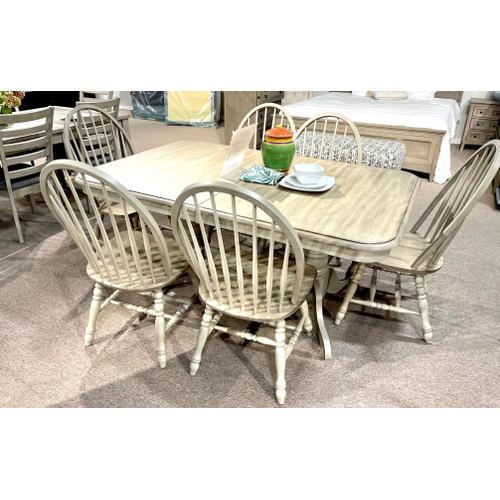Jofran - Table & 6 Chairs