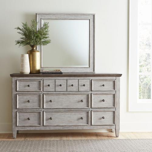 Liberty Furniture Industries - Heartland King Bedroom Complete Set