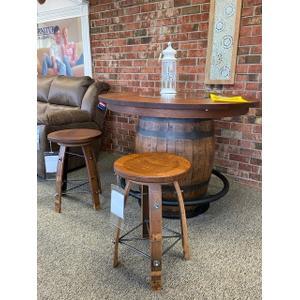 Jack Daniel's Barrel Table