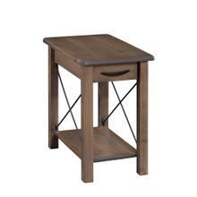 Crossway - Chairside Table