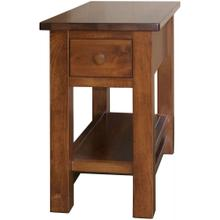 Cabin Creek Collection- Chair Table