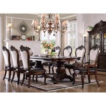 See Details - Windsor Hills 8 Piece Dining Room