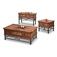 Torreon Occasional Table Set