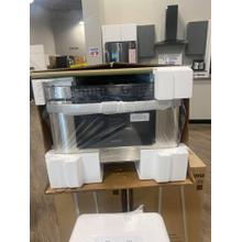 View Product - ***WEST LOCATION*** 24 in. 1.2 cu. ft. 950W Sharp Easy Open Stainless Steel Microwave Drawer **DAMAGE BOX ITEM**