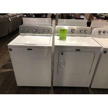Maytag 3.8 CF Washer and 7.0 CF Dryer