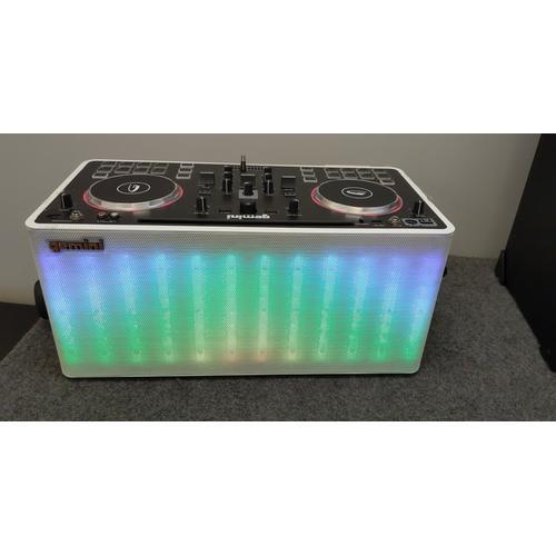 Gemini - Mix2Go Portable DJ System