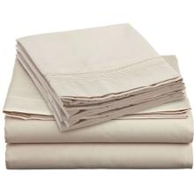 See Details - I'COOL sleep cool bed sheets ( beige )
