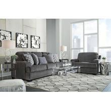 Ashley 959 Locklin Carbon Sofa and Love