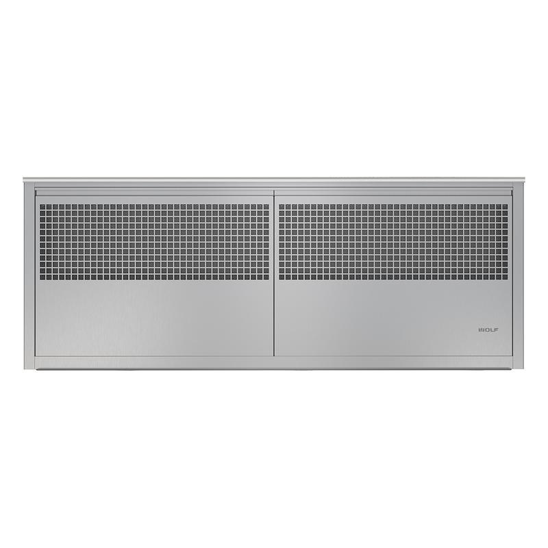 """45"""" Downdraft Ventilation"""