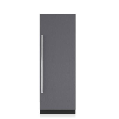 "Sub-Zero - Sub-Zero IC30RIDRH  30"" Designer Column Refrigerator with Internal Dispenser - Panel Ready //Sold As Set (IC30FILH)"