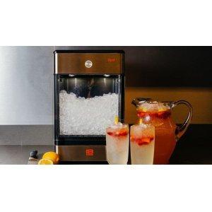 GECounter top nugget ice machine