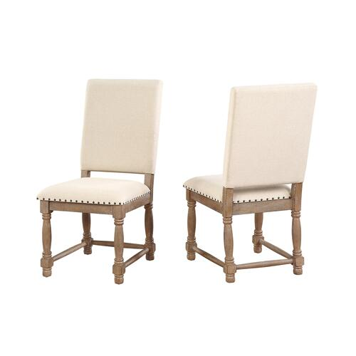 Augusta Upholstered Side Chair