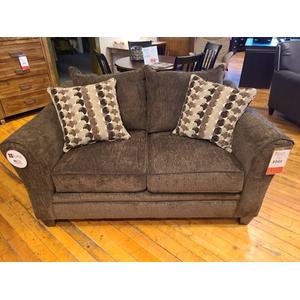 CLEARANCE Kendrick Coffee Sofa