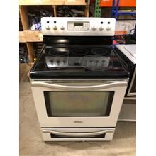 Used Frigidaire Smoothtop Electric Range