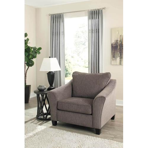 Ashley 458 Nemoli Slate Sofa and Love