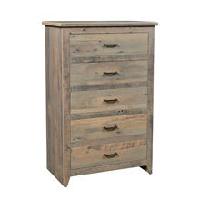 Authentic Reclaimed Barnwood Chest
