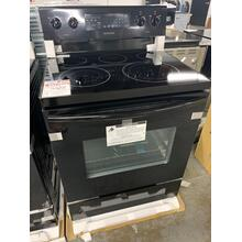 5.9 cu. ft. Freestanding Electric Range with Convection in Black**OPEN BOX ITEM** Ankeny Location