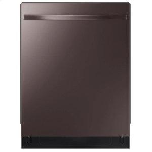 SamsungStormWash 48 dBA Dishwasher in Tuscan Stainless Steel