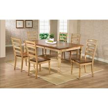 Winners Only Table and Chair set -  7 Pieces